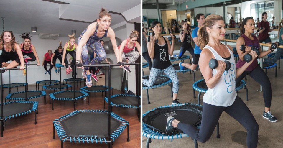 Countless Benefits of Trampoline Exercise That Lets You Bounce Your Way to Better Health