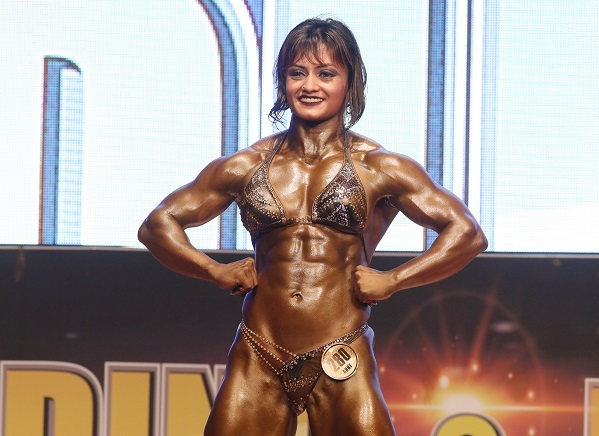 Meet the 18-Year-Old Indian Female Bodybuilder and Get Inspired