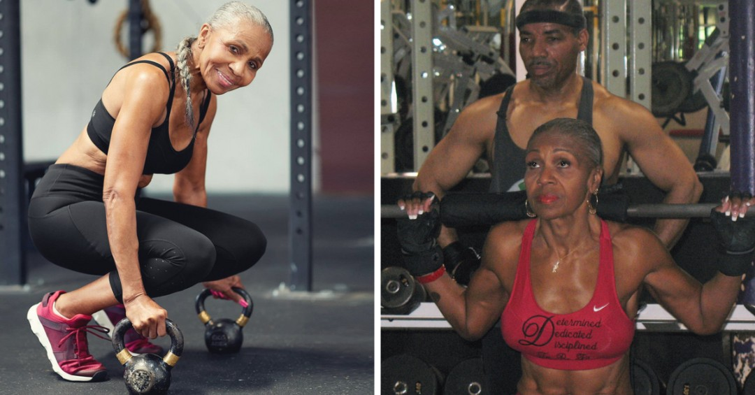 Meet the 81-Year-Old Bodybuilder Who Started Working out at 56