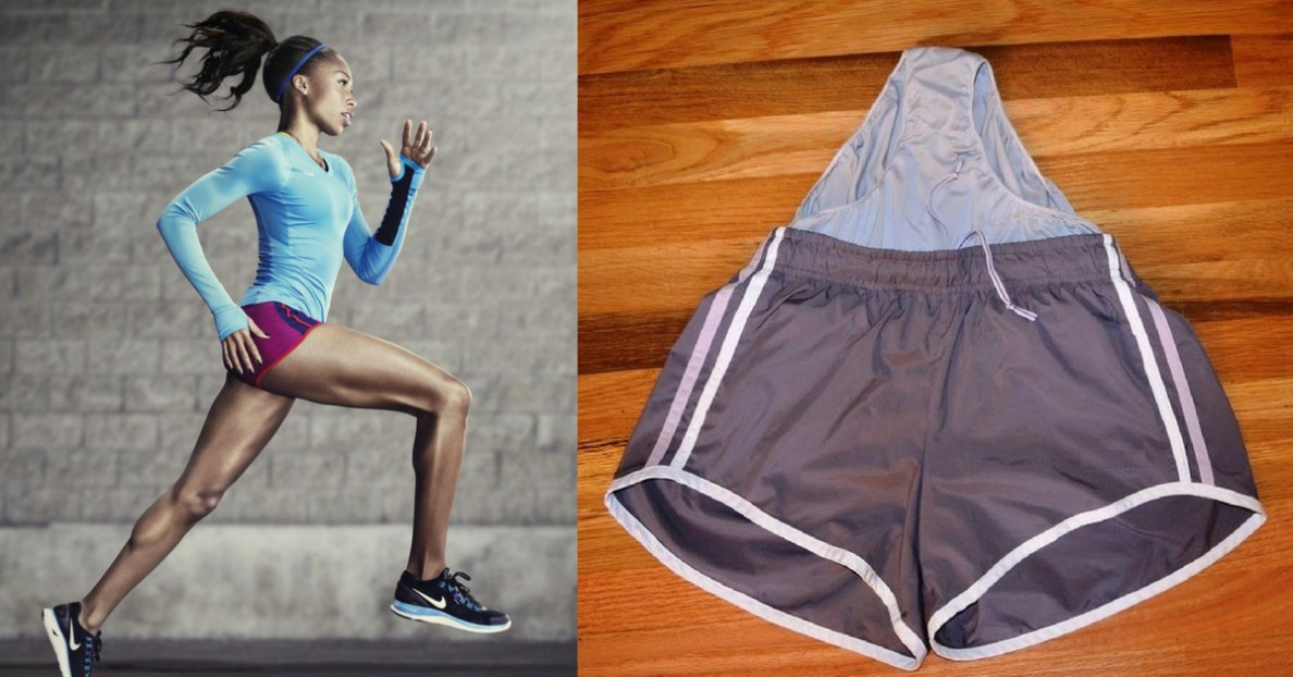 Here's Why Running Shorts With Built-In Underwear are the Best Pick