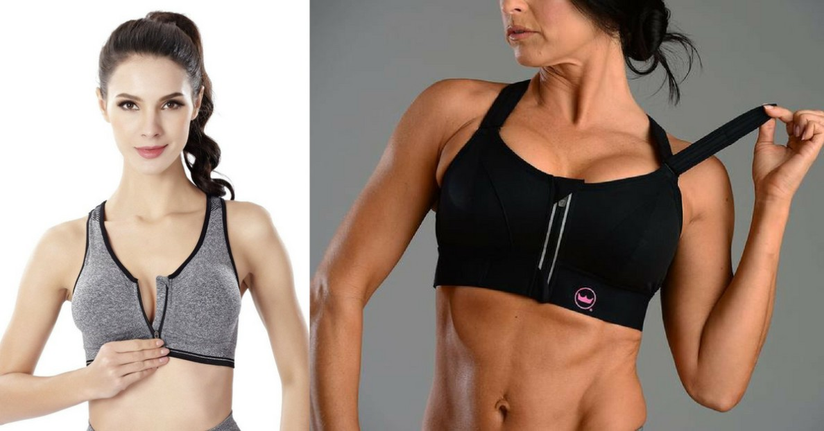Sports Bra Styles_ The Variety of Designs You Can Choose From