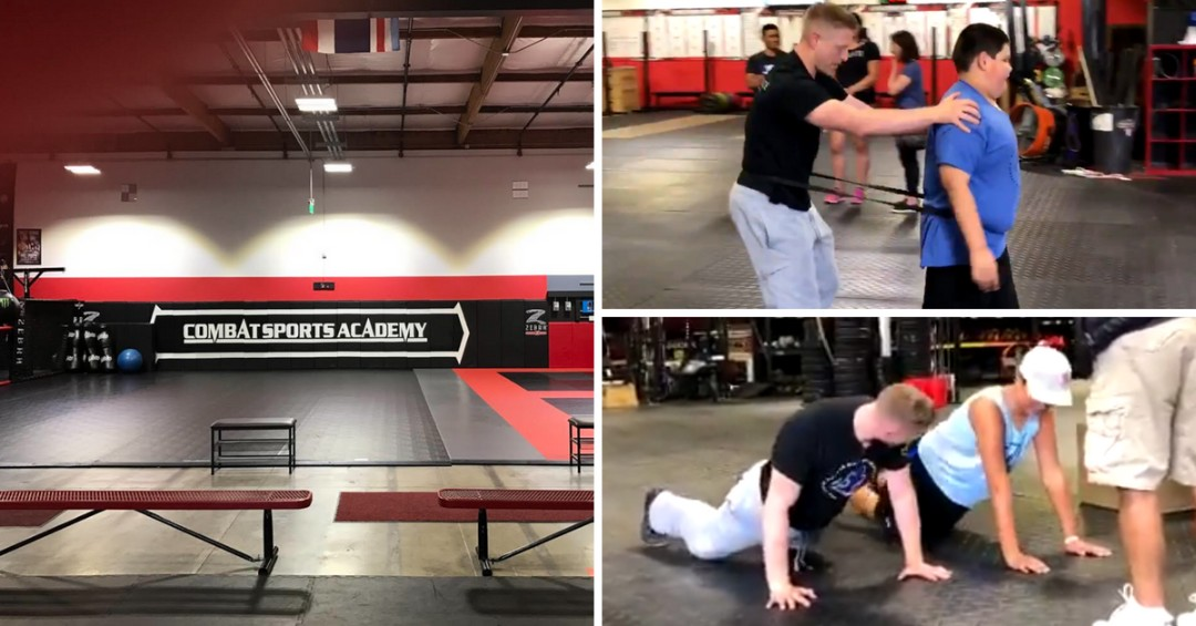 WATCH: Crossfit Training for Kids with Autism Opens in New Bay Area Gym