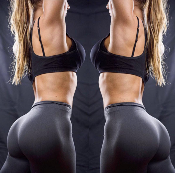 Butt Goals: Here's Why Girls Are Addicted to Doing Squats Everyday