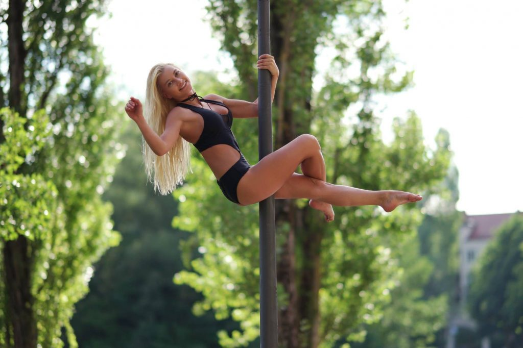 Pole Fitness: It Turns out Pole Can Be a Versatile Piece of Fitness Equipment