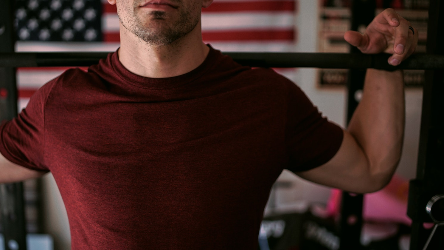 workout t-shirts for men