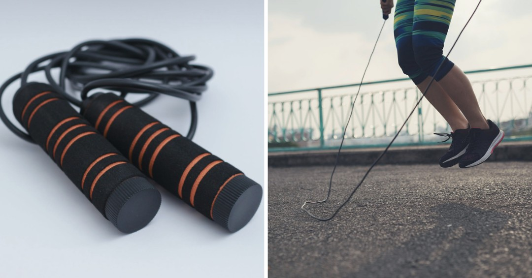 10-Minute Workout: Do the Jump Rope Workout Challenge