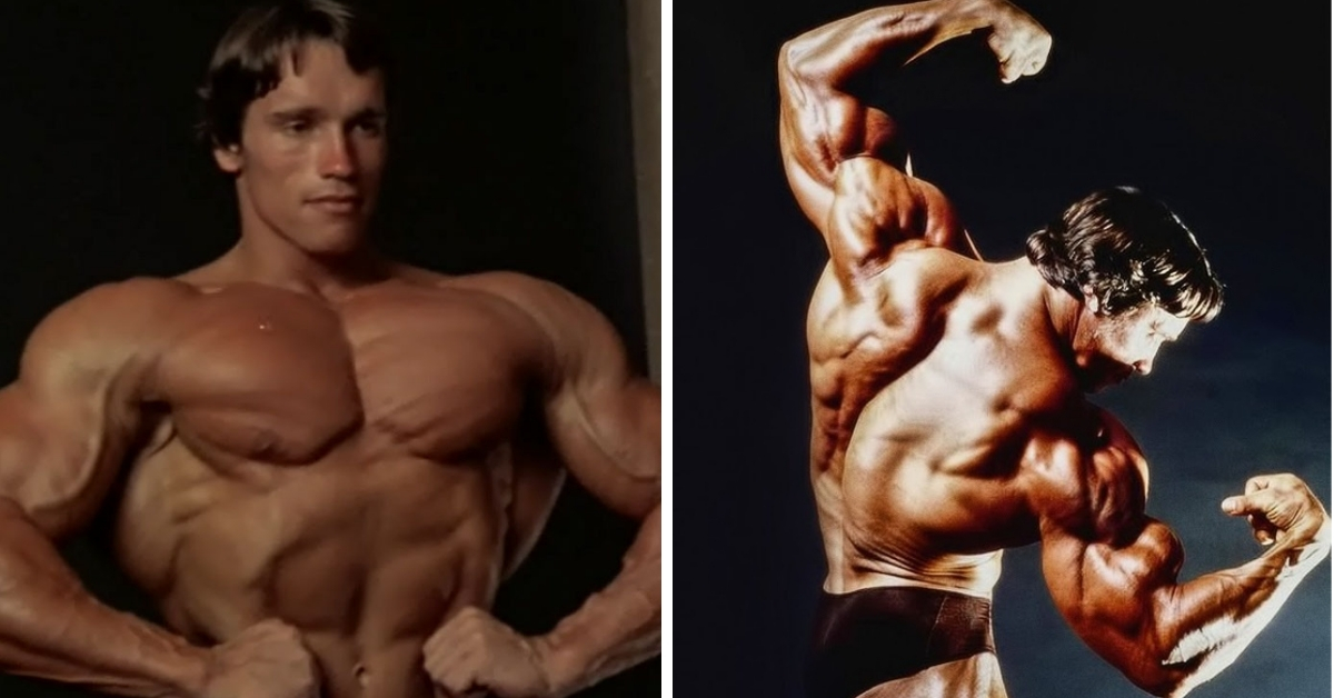 10 photos of young arnold schwarzenegger known as the greatest