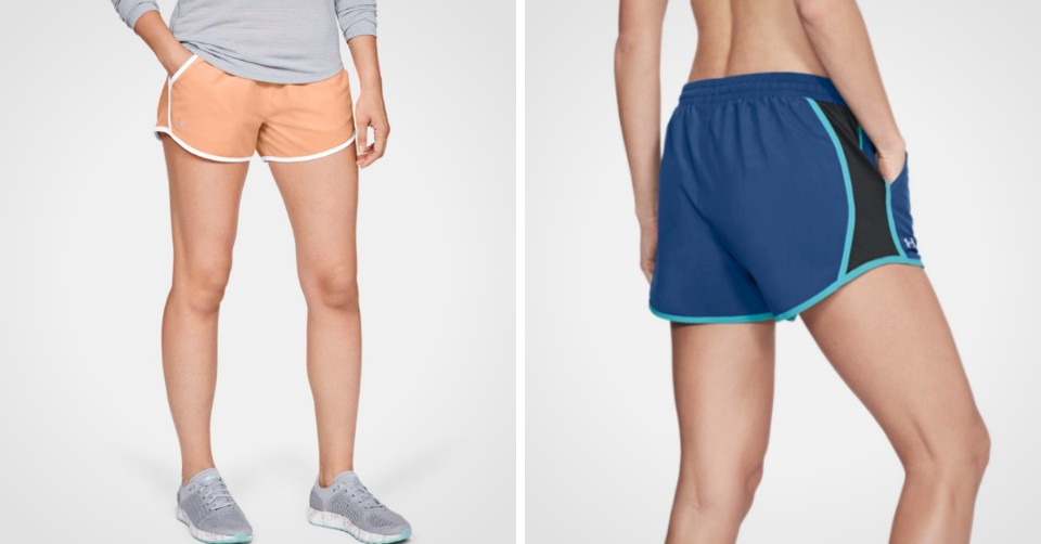 Under Armour Women's UA Fly-By Shorts Review
