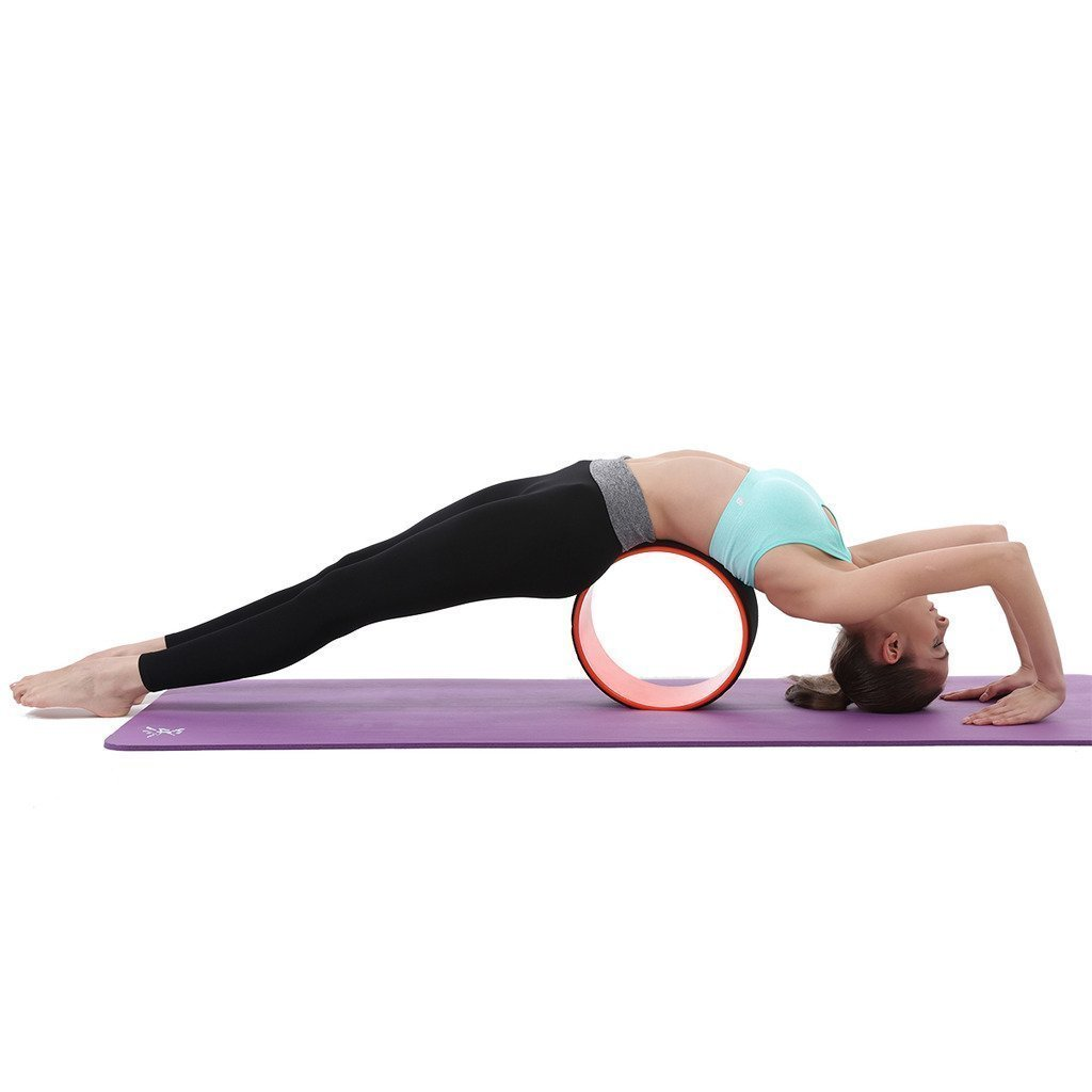 Discover the Seven Therapeutic Benefits of the Yoga Wheel