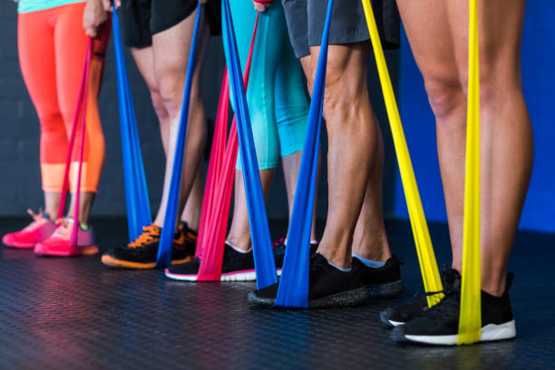 These Resistance Band Exercises Will Blast Your Whole Body
