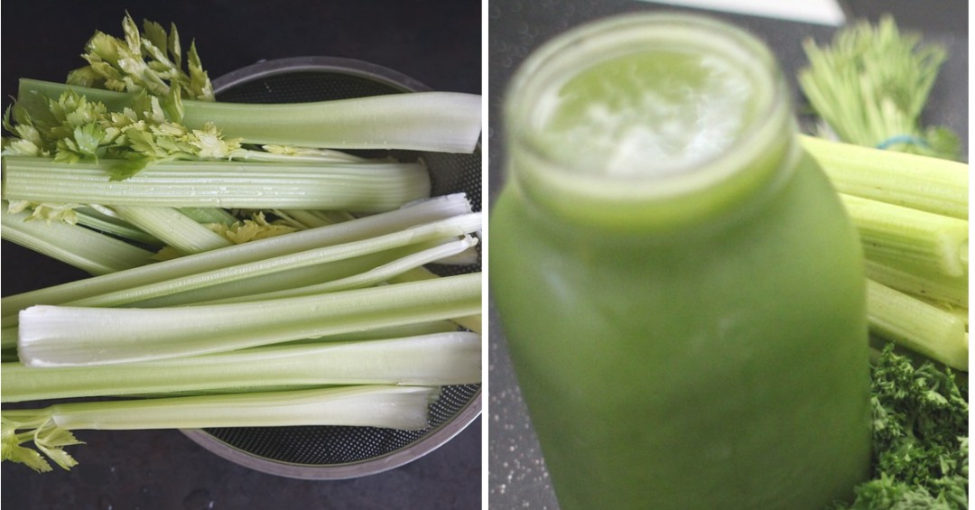 Surprising Health Benefits Of Celery Juice That Will Blow Your Mind
