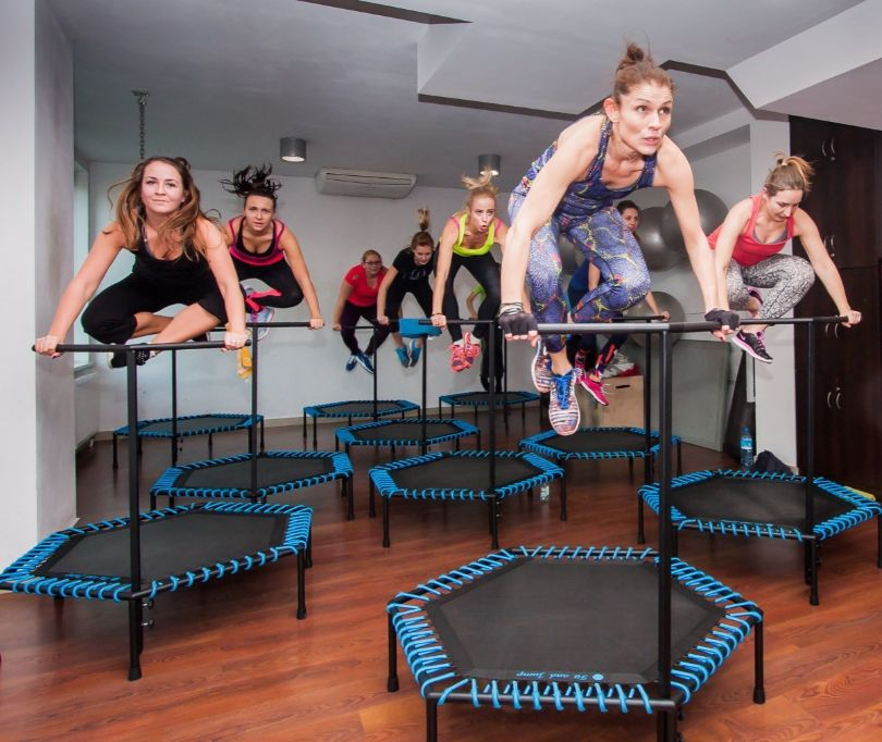 Five Best Trampoline Exercise That Can Fight Fatigue