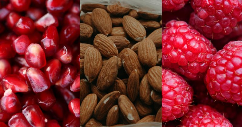 natural-beauty-tips-for-all-skin-type-9-pomegranate-raspberry-sweet-almond-oil-blend